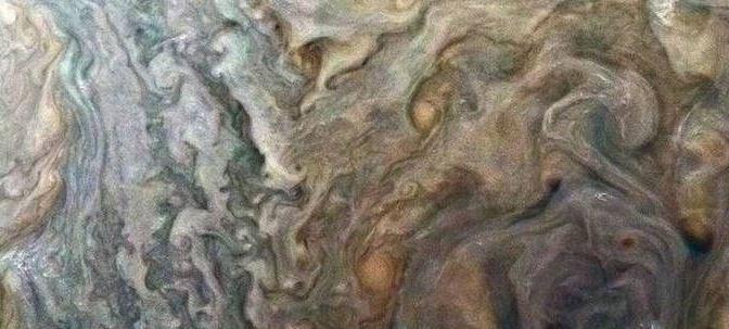 Júpiter como jamás se ha visto