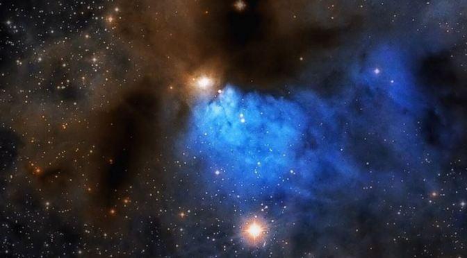 La nube molecular de Tauro