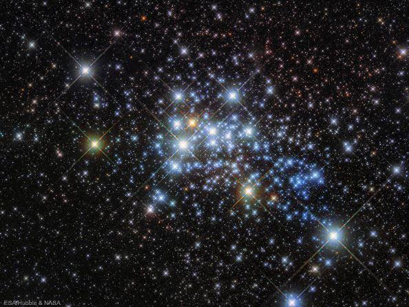 estrellas masivas