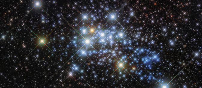 Westerlund 1: el hogar de las estrellas más grandes y masivas conocidas