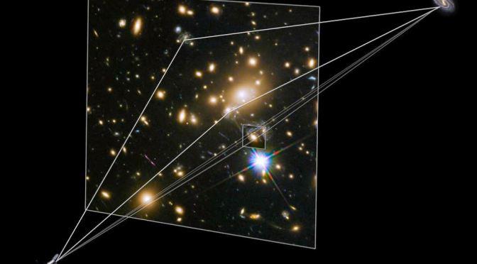 Iluminando la materia oscura