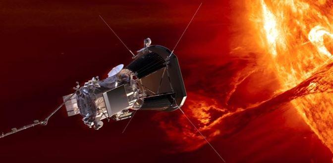 Misión hacia el Sol