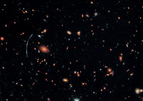 galaxias conclomerado