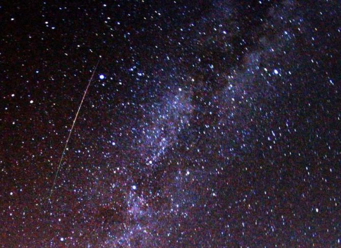 Perseidas 2017: las espectaculares estrellas fugaces del verano
