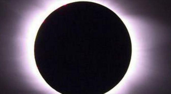 ¿Quieres perder peso? observa un eclipse…