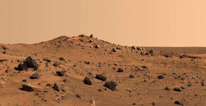 Envía tu nombre a marte con la misión Mars 2020