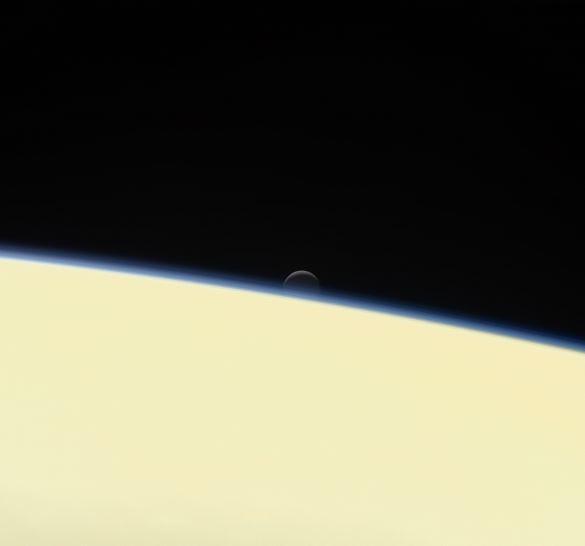 Las últimas imágenes de Cassini