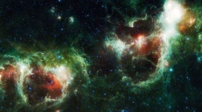 Las Nebulosas del corazón y del alma