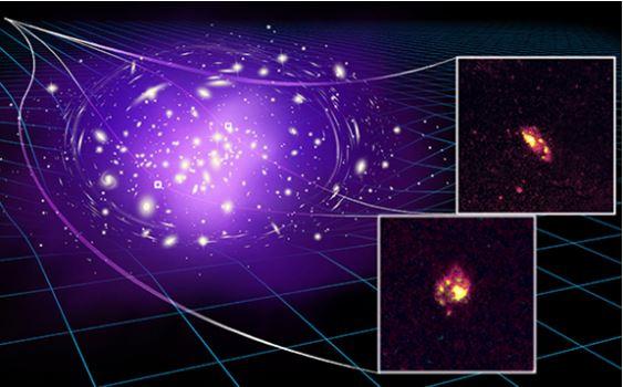 galaxia más antigua