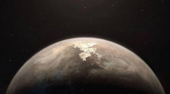 """Descubierto un exoplaneta """"cercano"""" a la Tierra que podría albergar vida"""