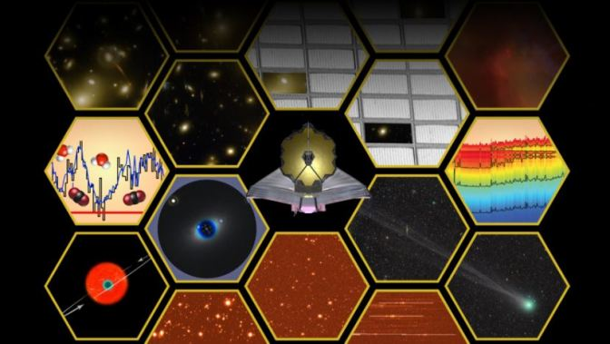 Las primeras observaciones que realizará el telescopio espacial James Webb