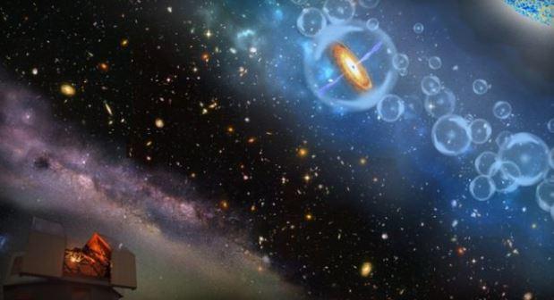 Descubierto el agujero negro más antiguo
