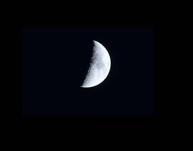 """La observación de la """"X"""" Lunar"""