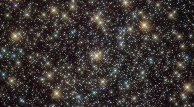 Un cúmulo globular muy inusual: NGC 3201