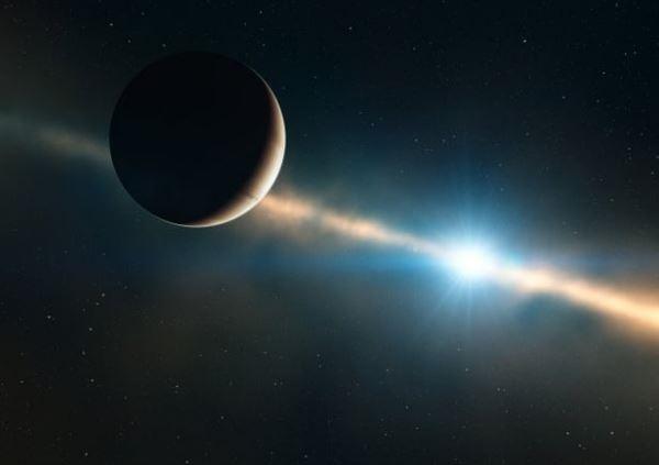 Un laboratorio natural donde estudiar la formación de sistemas estelares: Beta Pictoris