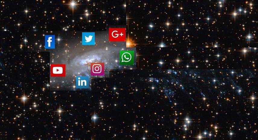 Las redes sociales de UNIVERSO Blog