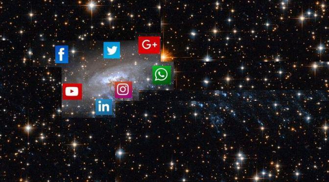 UNIVERSO Blog en las redes sociales