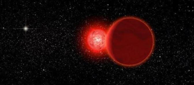 Sholz: la estrella que rozo nuestro sistema solar hace 70.000 años