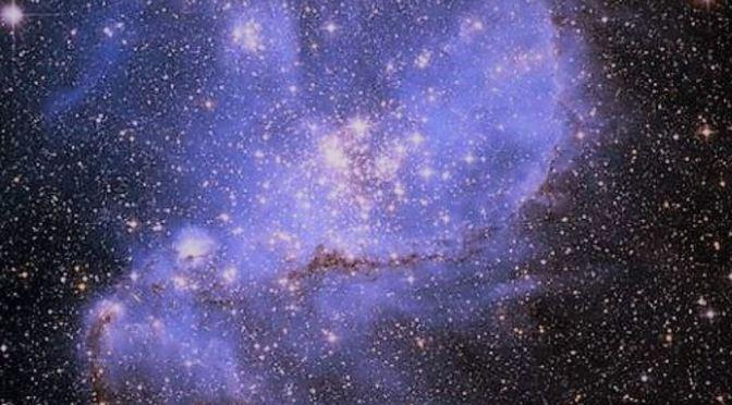 NGC 346, una maravillosa zona de formación de estrellas