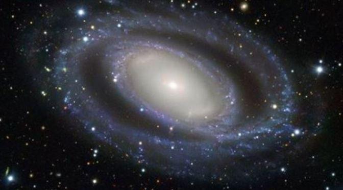 La curiosa galaxia NGC 7098