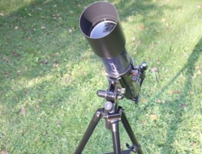 Telescopios para iniciarse en la astronomía: Telescopio Levenhuk Strike 90 PLUS