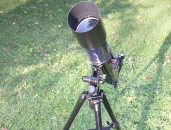 telescopio iniciación