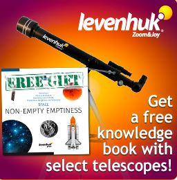 telescopios iniciación a la astronomía