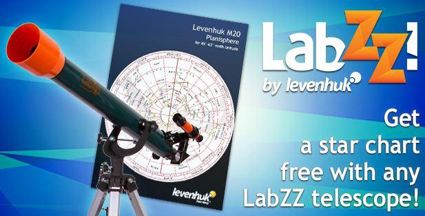 telescopios y cartas