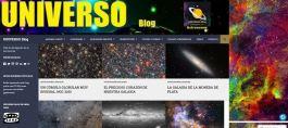 universo blog sitio web