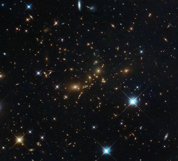 miles de galaxias