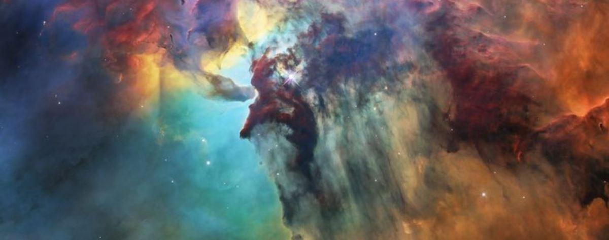 Hubble celebra su 28 aniversario con una espectacular imagen de la Nebulosa de la Laguna