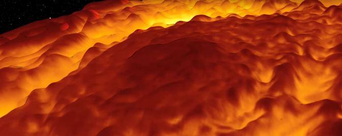 Los impresionantes ciclones de Júpiter