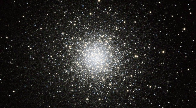 El impresionante cúmulo globular M3
