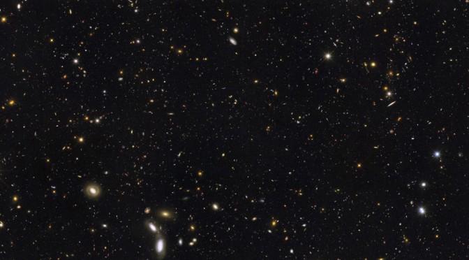 ¿Dónde ocurrió el Big Bang?