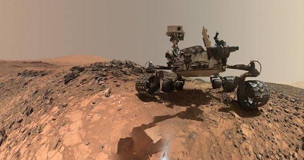 Curiosity, siete impresionantes años en marte