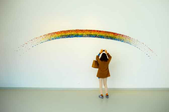 ¿Qué es el arcoíris?