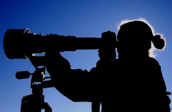 Cómo diseñar una noche de observación astronómica