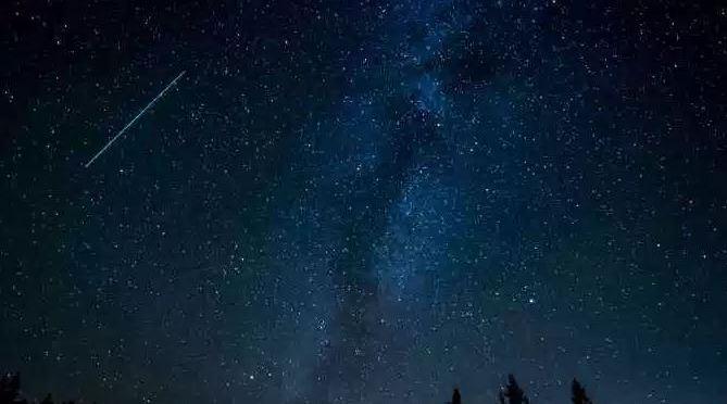 Lluvias de estrellas fugaces en 2019