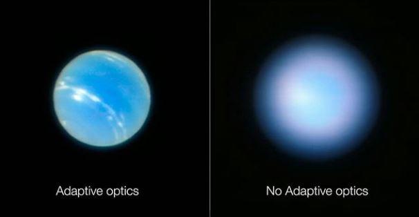 urano sin adaptative sistem