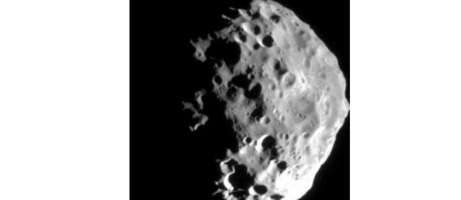 Los centauros: asteroides que cruzan los planetas gigantes