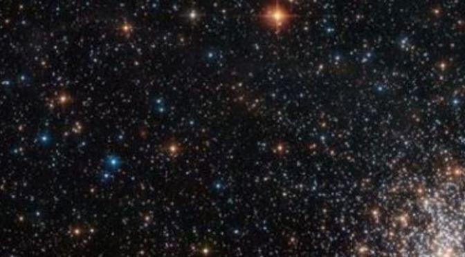 Los maravillosos campos de estrellas de la constelación del Dorado