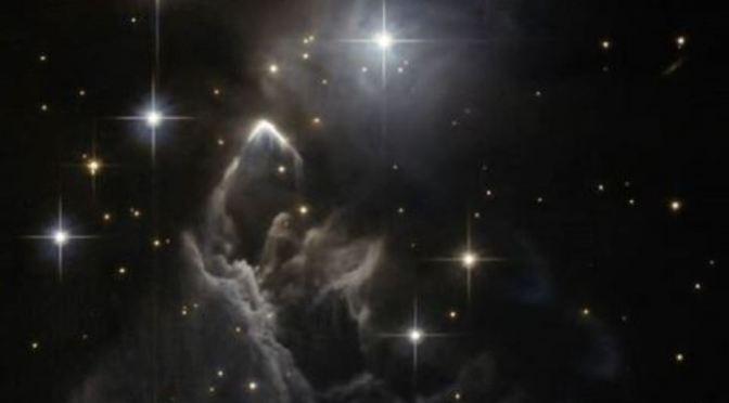 Preciosas nebulosas de la galaxia: IRAS 05437+2502