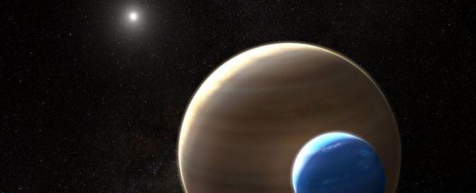 ¿Descubierta la primera luna fuera del sistema solar?