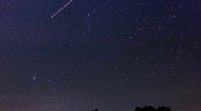 Llegan las Leónidas, la gran lluvia de estrellas fugaces de noviembre