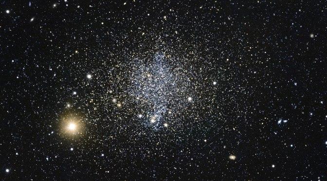 La galaxia enana Fénix