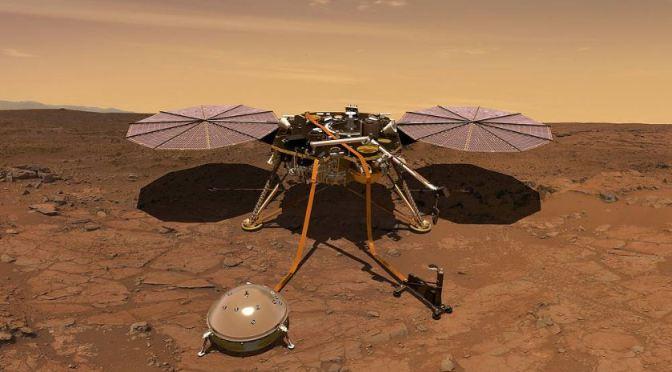 InSight ha LLEGADO con ÉXITO a Marte