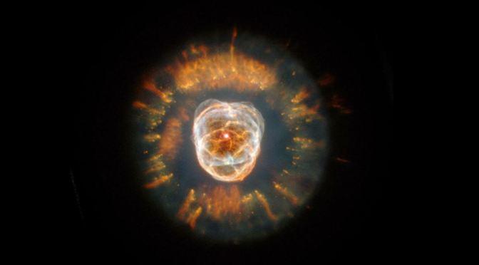 Maravillas del espacio: La Nebulosa Esquimal