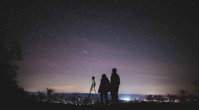 Guía para observar las estrellas