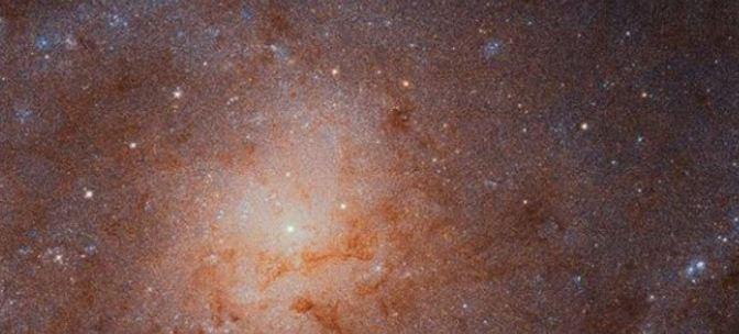 La imagen más detallada de la Galaxia del Triángulo