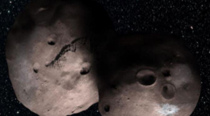 Primeras imágenes del objeto planetario más lejano jamás explorado
